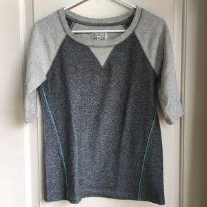 Converse All Star Short-Sleeve Sweater